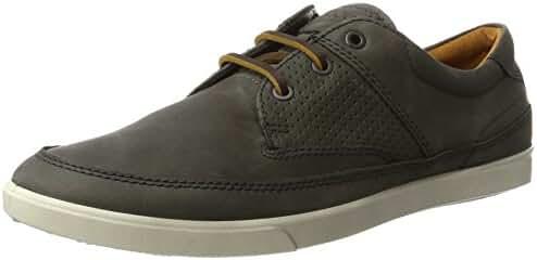 ECCO Men's Collin Nautical Perforated Fashion Sneaker