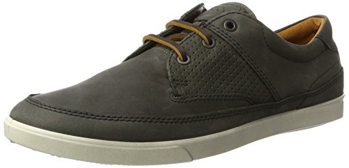 Ecco Men's Collin Nautical Perforated Fashion Sneaker - G...