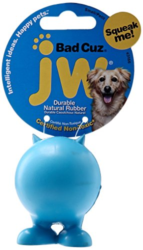 (JW Pet Products, Bad Cuz, Small, 1 ct)