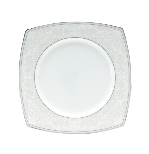 Nikko Pearl Symphony Square Accent Plate, 9