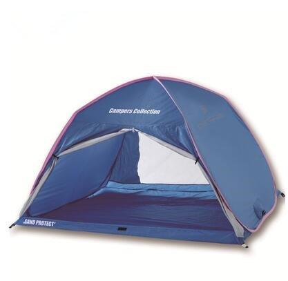Outdoor Camping Doppel 2 Zelte Strand Park Freizeit Reise Field Angeln Ultraleicht-Zelte