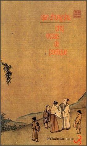 Livre Cinq essais de poétique epub pdf