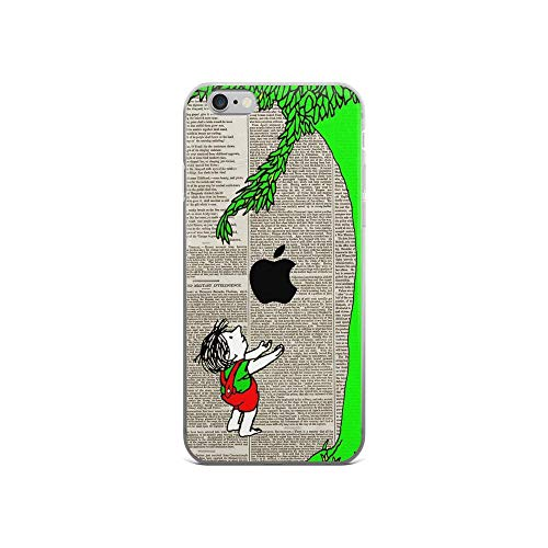 iPhone 6/6s Pure Clear Case Cases Cover The Giving Tree iPhone Case ()