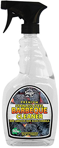 Siege BBQ Cleaners: Stainless Steel by Siege