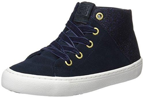 Gioseppo 30255, Zapatillas Para Niñas Azul (Marino)