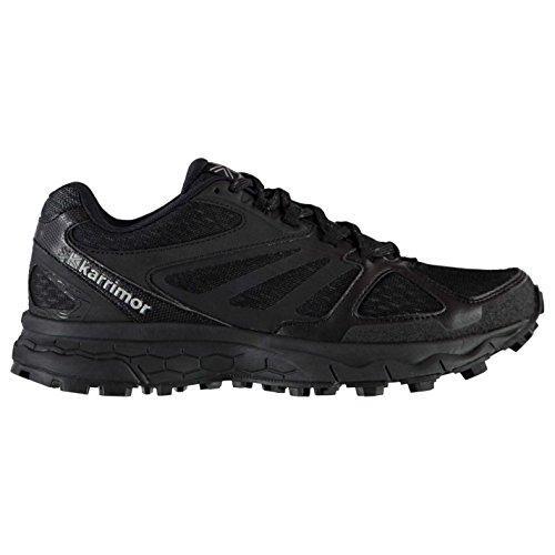 Noir Course Baskets Pour Trail Tempo Jogging Karrimor De Femmes Chaussures 5 Pied wAZPqH7xFS