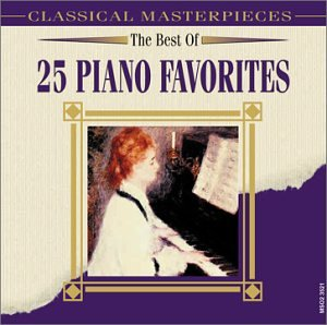 Best of 25 Piano Favorites ()