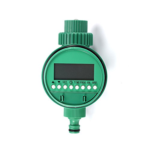 Automatic Water Timer Irrigation Hose Faucet Timer Home Garden Irrigation Equipment for Flower, Lawn, Plants
