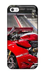 Awesome Case Cover/iphone 5/5s Defender Case Cover(2013 Ducati Superbike99 Panigale R)