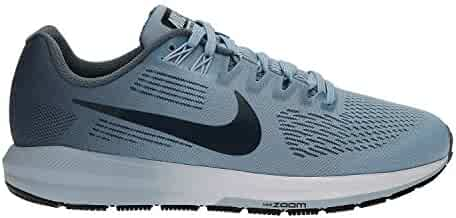 e6342c52095 Nike Women s Air Zoom Structure 21 Wide Running Shoe Armory Blue Armory  Navy Cirrus