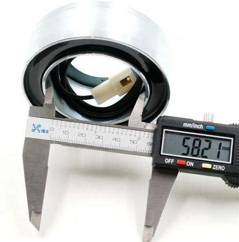 Aikai A//C AC Compressor Clutch Coil Fit 04-09 Mazda 3 Mazda 5 with Harness and Valve