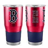 Boelter MLB Boston Red Sox 30 oz. Ultra Tumbler MLB Boston Red Sox, Black, Small