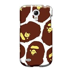 Bumper Cell-phone Hard Covers For Samsung Galaxy S4 Mini (iaz4504gFVL) Customized Stylish Bape Pattern