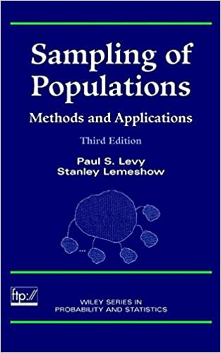 Buy Sampling of Populations: Methods and Applications (Wiley