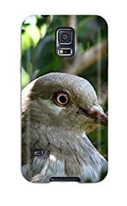 Durable Bird Back Case/cover For Galaxy S5