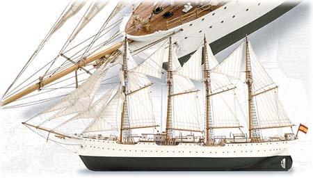 o Wooden Ship Model Kit by Artesania Latina (Latina Wooden Ship Model)