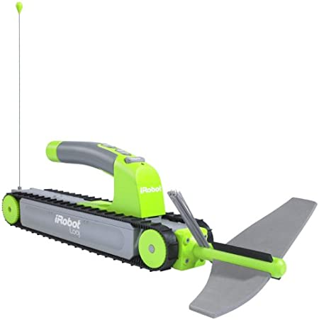 Amazon.com: iRobot 130 Looj Electric Gutter Cleaning Robot w ...