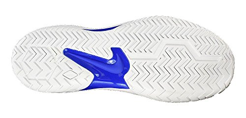 Uomo Low Scarpa 1 Sneaker Air Nike White mega Force binary Blue Blue IYqCwHddx