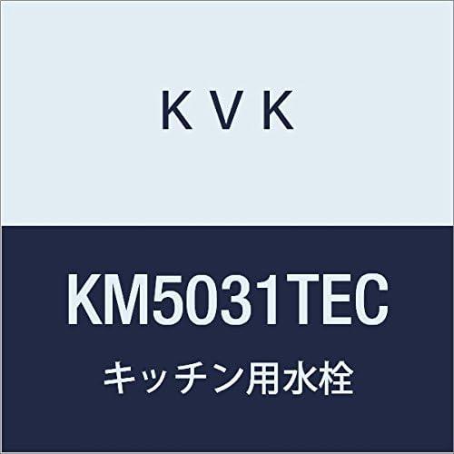 KVK キッチン用シングルレバー式シャワー付混合栓eレバー 引出しシャワー KM5031TEC