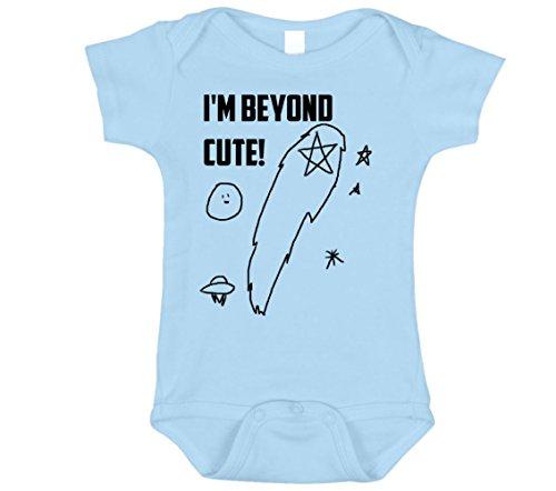 Beyond Cute (Blue, 6-12 mo)