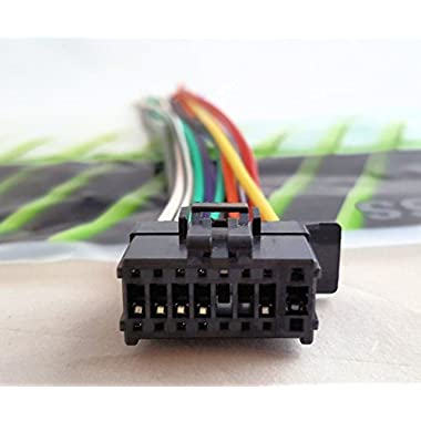 41PSZRyFVpL._AA380_ pioneer wiring harness compare prices on gosale com Pioneer Wiring Harness Color Code at crackthecode.co