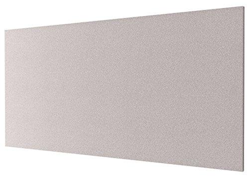 Obex 30X60-TB-R-OV Rectangle Tackboard, Contemporary, Overcast by OBEX