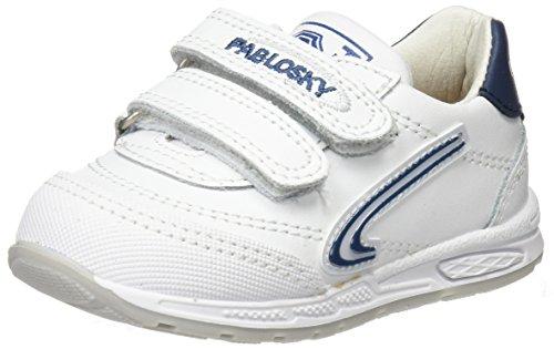 Pablosky 265602, Zapatillas de Deporte Para Niños Blanco (Blanco)
