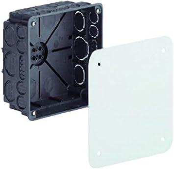 Kaiser - Caja derivación 150 159x159x75mm sin halogenos: Amazon.es: Bricolaje y herramientas