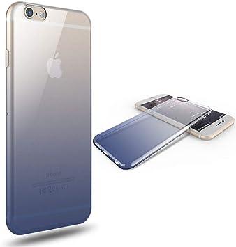 Shot Case - Coque Silicone Degrade IPHONE 6/6S Bi-Color Souple Gel ...