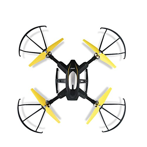 Livoty Foldable JJRC H39 RC Quadcopter WiFi HD FPV Camera 2.4GH 4CH 6-Axis VS H37 Drone (black)