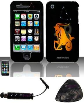 Zizo para recauchutado, y púa TrustedSellers rígida con lápiz Capacitivo para iPhone 3 g/3GS (AT &) T, diseño de Toro de Seguridad con diseño de Conejo, Compatible con iPhone 3G/3GS, Color: Amazon.es: