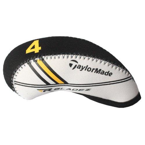 Taylormade Rbladez funda de palo de golf hierro 10pcs/set MT/T13 negro/blanco