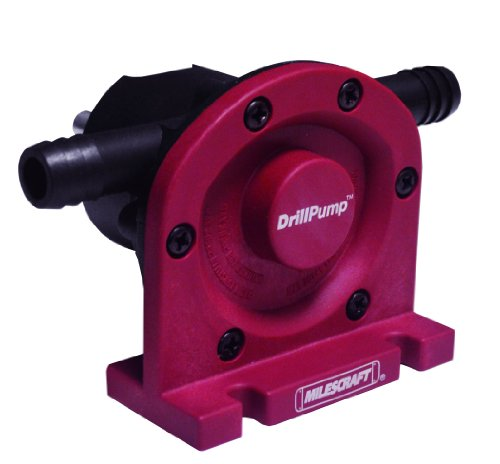 - Milescraft 1313 DrillPump300 - Self Priming Transfer Pump