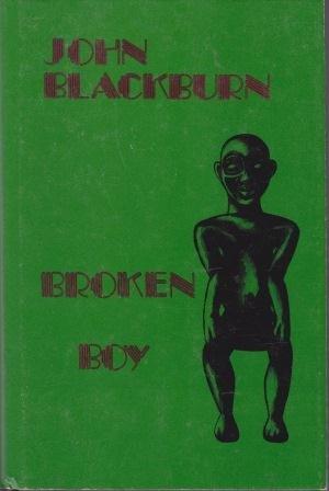book cover of Broken Boy