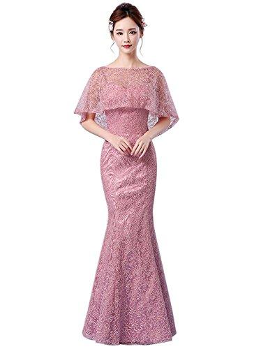 Drasawee Drasawee Rose Schlauch Rose Schlauch Damen Drasawee Damen Kleid Kleid HSxw6Z