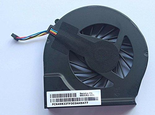 CPU Cooling Fan for HP Pavilion g6-2010ax g6-2010nr g6-2011sq g6-2011tu g6-2012em g6-2014tx g6-2016tu g6-2016tx g6-2018ss g6-2019tx g6-2021se g6-2022se g6-2022tx g6-2024tx g6-2025sr g6-2026sr