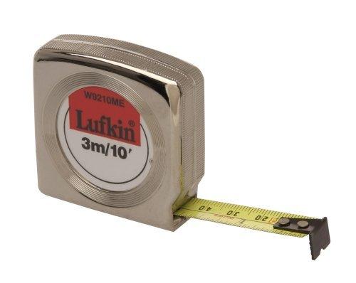 Lufkin 1/2 Inch X 3 Meters (10') Power Tape