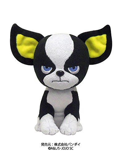 JoJos Bizarre Adventure Iggy Plush