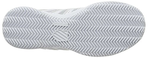 Court HB Blanc Chaussures White Tennis K Silver de Impact Femme Swiss 155 8qcgt5