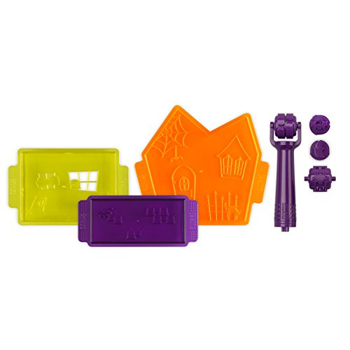 Sweet Creations Haunted House Cookie Cutter Set, Multi-Colored ()
