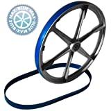 """New Heavy Duty Band Saw Urethane Blue Max Tire Set DAYTON 14"""" X 1"""" BAND SAW -  does not apply"""