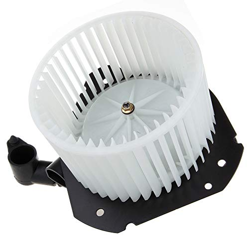 - SCITOO ABS Plastic Heater Blower Motor w/Fan HVAC Resistors Blowers Motors fit for 1987-1990 Ford Bronco II /1991 Ford Explorer /1983-1994 Ford Ranger Front