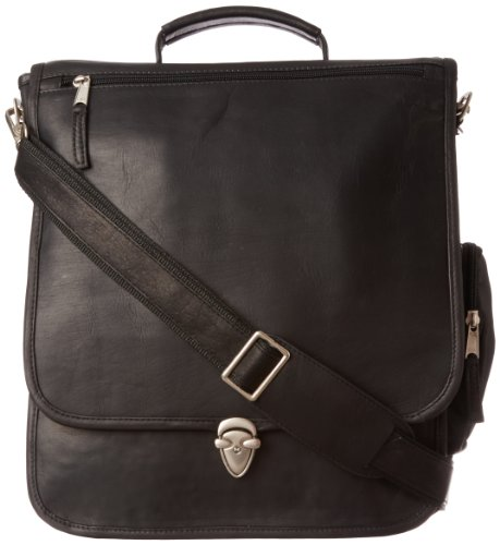 latico-f687-basics-northsouth-laptop-shoulder-bag-briefcaseblackone-size