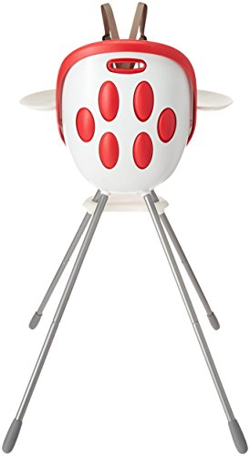 Phil and Teds Poppy Highchair, Cranberry
