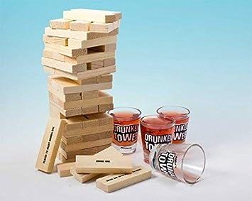 Homeware embriaguez Tower Juego de beber por productos para hogar: Amazon.es: Hogar