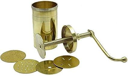 Buy Abee Brass Sev/Murkul Maker Sev Sancha Sev Maker Machine