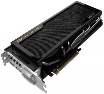 Gainward 1794 GeForce GTX 580 3GB GDDR5 - Tarjeta gráfica (GeForce GTX 580, 3 GB, GDDR5, 384 bit, 2560 x 1600 Pixeles, PCI Express 2.0)
