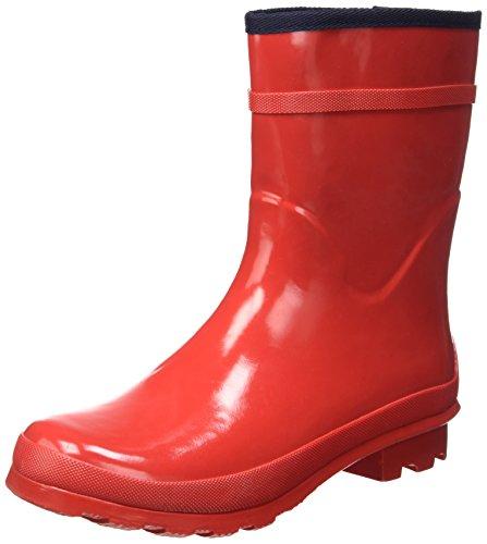 791 Red Stivali rbrw Superga Gomma Di Donna SHq4d