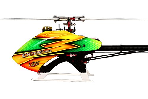KDS Chase 360 Competition RC Helicopter Only Kit Without Blades