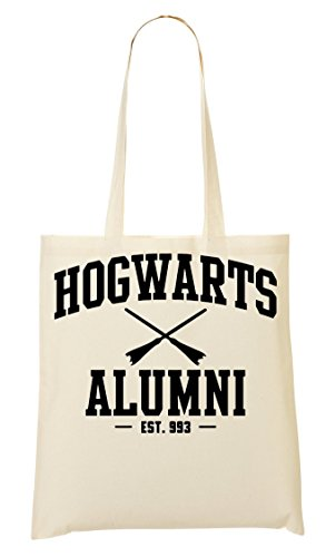Harry Potter Hogwarts Alumni Bolso De Mano Bolsa De La Compra